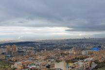 کیفیت هوای پایتخت با شاخص 96 سالم است