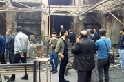 خسارت ۲۰۰ میلیارد ریالی آتشسوزی به بازار سنتی تبریز  آسیب به ۱۱۳ واحد تجاری  آغاز مرمت بازار بزودی