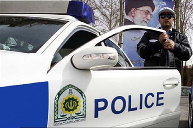 جان یک مادر و نوزاد با اقدام به موقع پلیس قزوین نجات یافت