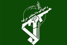 سپاه شناورهای حامل مواد مخدر را با پهباد منهدم خواهد کرد