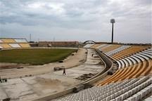 ورزشگاه ۱۵ هزار نفری بوشهر با حضور وزیر ورزش و جوانان افتتاح میشود