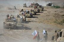 آماده باش کامل الحشد الشعبی در مرزهای عراق با سوریه