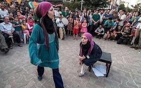 دهمین جشنواره تئاتر خیابانی شهروند لاهیجان