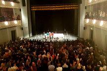 معاشقه با سازها در کنسرت کیهان کلهر