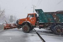 آغاز طرح زمستانی راهداری  800 راهدار برای اجرای طرح زمستانی در آذربایجان غربی آماده هستند