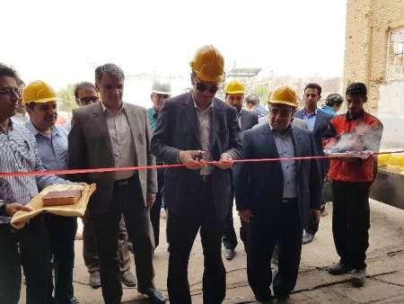 بازسازی کامل کارخانه تولید روغن ایرانول آبادان پس از ۳۶ سال
