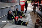 پیام قدرانی شهردار شیراز از آتشنشانان