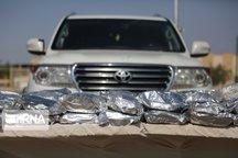 پلیس پایتخت: ۱۰۳۷ کیلوگرم موادمخدر کشف شد