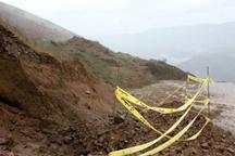 رانش کوه در دیلمان سبب قطعی گاز ۸ روستا شد  ۹۵۰  مشترک روستایی بدون گاز