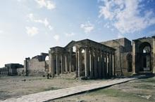 عکس/ شهر باستانی که اردوگاه آموزشی داعش بود