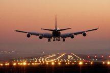 پروازهای همدان به کیش و مشهد لغو شد