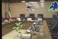 سخنرانی رئیس شورای شهر کرج برای صندلی های خالی !