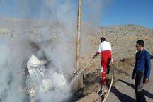 هلال احمر کرمان به 1195 مسافر نوروزی امدادرسانی کرد