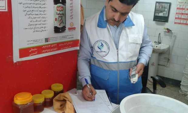 48 مرکز غذایی متخلف درگناوه به مراجع قضایی معرفی شدند