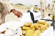 ۳۷۷ کیلوگرم موادمخدر در یزد کشف شد
