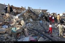 آمار جانباختگان حادثه زلزله استان کرمانشاه به 620 تن افزایش یافت