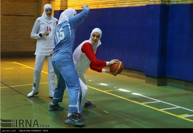 دعوت دختران بسکتبالیست گلستان به تیم ملی