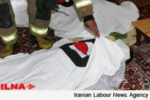 فوت یک زن بر اثر گاز گرفتگی در خرمدره