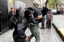 129 سارق حرفه ای در خوزستان دستگیر شدند
