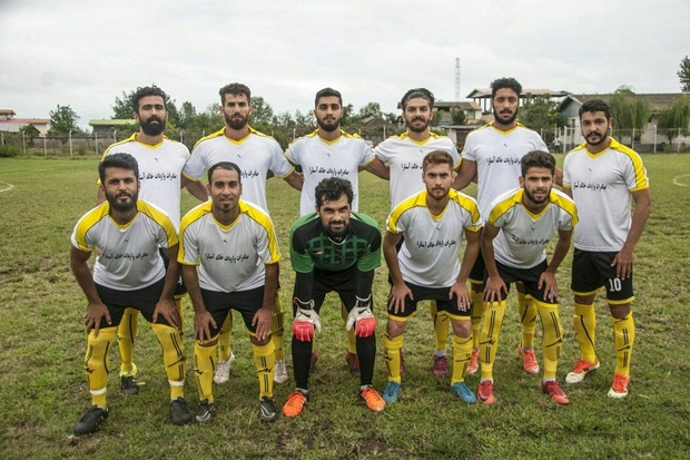 نتایج رقابت های هفته نوزدهم فوتبال لیگ برتر بزرگسالان گیلان