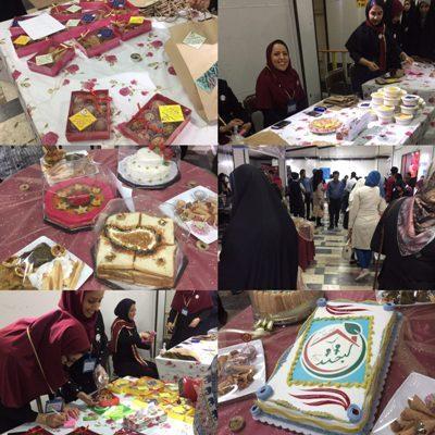 جشنواره غذا با عنوان لقمه های مهربانی در اراک برگزار شد
