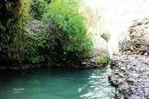 'دره انار' گتوند، تکه ای از بهشت در گرمای سوزان خوزستان