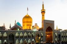 جوان استرالیایی در حرم مطهر رضوی مسلمان شد