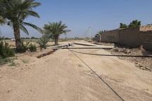 تند باد بیش از پنج میلیارد ریال به شبکه برق اهواز خسارت زد