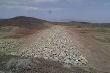 بند آبخیزداری رودبار جنوب 60 درصد پیشرفت فیزیکی دارد