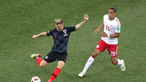 جام جهانی 2018 روسیه/ کار عجیب راکیتیچ در صورت قهرمانی کرواتها در جام جهانی
