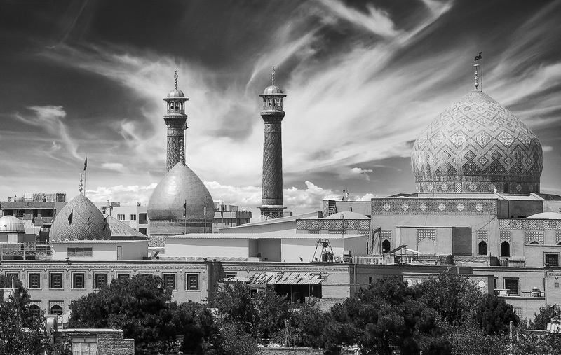 مهمترین بست نشینی ها در حرم حضرت عبدالعظیم (ع)