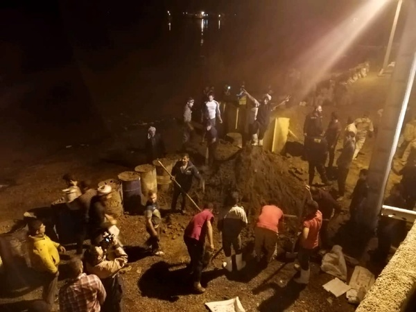 نیروگاه رامین اهواز تا پایان بحران سیل در کنار مردم خوزستان خواهد ماند