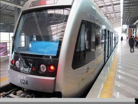 متروی کرج- تهران فردا جمعه جابه جایی مسافر ندارد