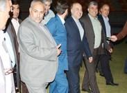 سلطانیفر و تاج از ورزشگاه فولاد خوزستان بازدید کردند + تصاویر