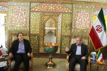 روابط مستحکم ایران و شیلی باعث جلوگیری از مانور ترامپ می شود