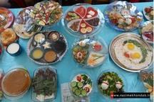 بزرگترین سفره صبحانه سالم در قزوین پهن می شود