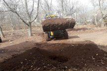 543 حلقه چاه غیرمجاز در لرستان مسدود شد
