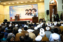 مراسم پنجشنبه آخر سال در حرم مطهر امام خمینی برگزار شد