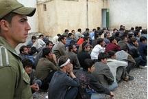 2000 تبعه خارجی غیرمجاز ساوه به کشورشان برگردانده شدند