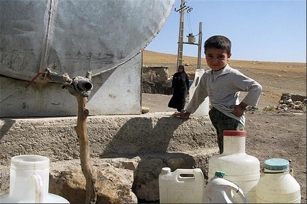 تامین آب آشامیدنی 150 روستای گرمی دچار مشکل است