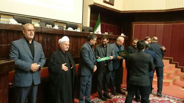 اختتامیه سومین دوره جشنواره مفلحون در مشهد برگزار شد
