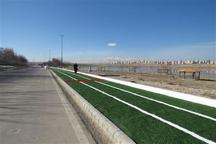 بزرگترین مسیر پیاده روی کشور دور دریاچه شورابیل اردبیل ایجاد می شود