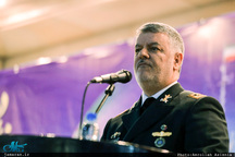 سفر فرمانده نیروی دریایی ارتش به روسیه