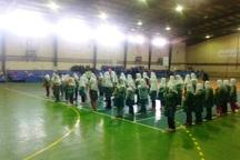 شش هزار دانش آموز در المپیاد ورزشی مدارس آستارا شرکت کردند