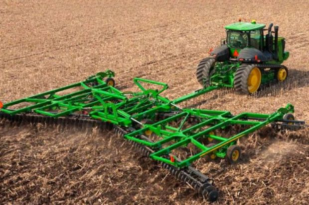 البرز رتبه نخست کشاورزی حفاظتی را کسب کرد