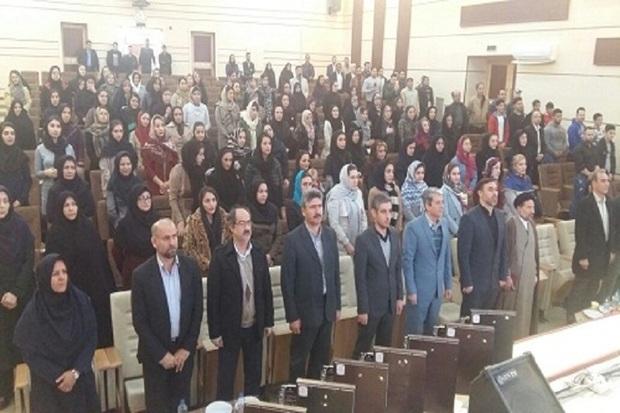 40 باشگاه ورزشی برتر استان قزوین تجلیل شدند