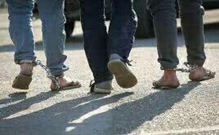باند سارقان وجه نقد توسط پلیس شهرستان ابهر متلاشی شد