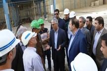 کندی پروژه ترمینال خارجی فرودگاه شیراز پذیرفتنی نیست