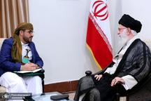 چرا سخنگوی انصارالله در دیدار با رهبر معظم انقلاب خنجر به همراه داشت؟