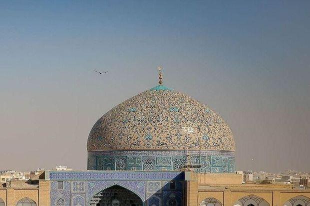 قضاوت در باره مرمت گُنبد مسجد شیخ لطفالله زودهنگام است